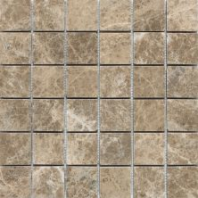 Daltile Marble Collection Emperador Light Classic (tumbled) Brown M71222MSTS1P