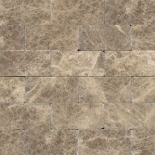 Daltile Marble Collection Emperador Light Classic (tumbled) Beige/Taupe M71236TS1P