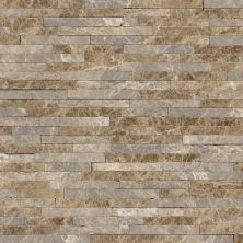 Daltile Marble Collection Emperador Light Classic (3/8″ Random Polished, Honed, Split Face) Brown M71238RANDMS1P