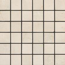 Daltile Marble Collection Crema Marfil Classico (tumbled) White/Cream M72222MSTS1P