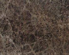 Daltile Marble Collection Emperador Dark (pencil Rail) Gray/Black M725112PR1U