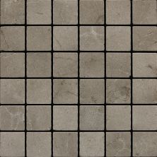 Daltile Marble Collection Silver Screen (tumbled) Gray/Black M74422MSTS1P