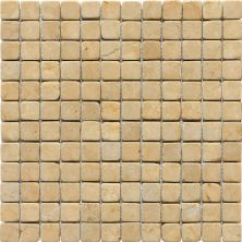 Daltile Marble Collection Champagne Gold (tumbled) Gold/Yellow M76011MSTS1P
