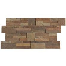 Daltile Stacked Stone Dynasty Mountain (Stacked Stone Natural Cleft Ungauged) S318716STACK1T