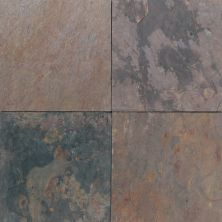 Daltile Slate Collection Indian Multicolor  (Natural Cleft) S77112121P