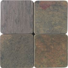 Daltile Slate Collection Indian Multicolor (Tumbled) TS70441P