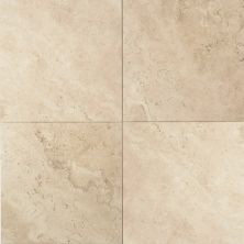Daltile Travertine Collection Baja Cream (honed) White/Cream T72016161U