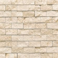 Daltile Travertine Collection Baja Cream (split Face) Beige/Taupe T72012SF1S