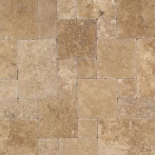 Daltile Travertine Collection Inca Brown TS37LGPATTERN1P