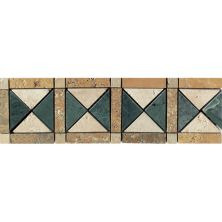 Daltile Travertine Collection Termessos TS64413BR1P