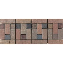 Daltile Slate Collection Copper/Indian Multicolor Terra Cotta's TS78512BR1P