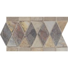Daltile Slate Collection Autumn Mist/Multi Beige/Taupe TS9359BR1P