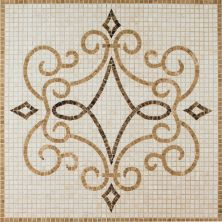 Daltile Medallion Collection Imperial TSM83636MED1U