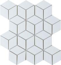 Emser Concept Glass Xsemi-Gloss White W93CONCWH1012MCU