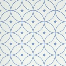 Emser Geometry Porcelain Matte/Satin Blue F39GEOMATBL1010