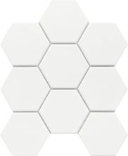 Emser Source Porcelain Matte Pure White W71SOURPWH0910MH3