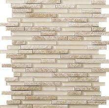 Emser Lucente Linear Stone & Glass Blend Glass Gloss/Matte Servolo W80LUCESE1313MOB