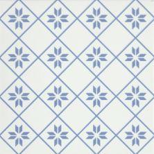 Emser Geometry Porcelain Matte/Satin Blue F39GEOMPTBL1010