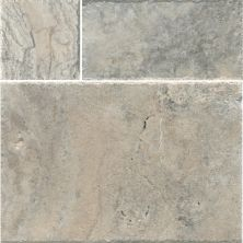 Emser Trav Chiseled Silver Travertine Chiselled Silver T06TRAVSIBANDUBC