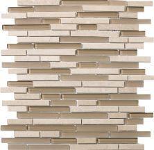 Emser Lucente Linear Stone & Glass Blend Glass Glossy/Matte Murano W80LUCEMU1313MOB