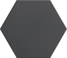 Emser Heksa Porcelain Matte Black F30HEKSBK0809HX