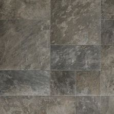 Mannington Slate Luxury Vinyl Sheet Greystone 130321