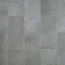 Mannington Adura® Luxury Vinyl Tile Flooring Meridian Steel AR404