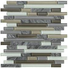 Marazzi Crystal Stone ll Pewter UL95-1212