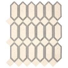 Marazzi Linear Hex Beige and Gray CT57-1513