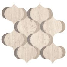 Marazzi Modern Arabesque Gray and Fawn CT67-1314