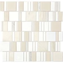 Marazzi Midpark Mosaics™ Cloud MP072RANDMS1P