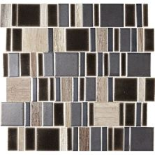 Marazzi Midpark Mosaics™ Shadow MP101RANDMS1P