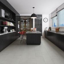 Biyork Floors Hydrogen 6 Tile BIYORK Simply WaterProof Floors chalk BYKRCET50CH