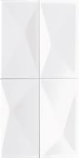 Flordia Tile Amplify White Diamond FTI344069X18