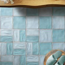 Paramount Tile Key West SEAFOAM MD1066506
