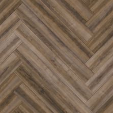Karastan Luxecraft Treasured Grove Umber Herringbone KHS02-873H