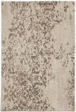 Karastan Rugs Cosmopolitan Nirvana Smokey Grey by Virginia Langley Antique White 2'0″ x 3'0″ Scatter 9095390116024036VL