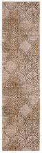 "Karastan Rugs Cosmopolitan Zendaya Desert by Virginia Langley Antique White 2'4″ x 7'10"" Runner 9095420047028094VL"
