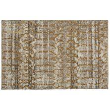 Karastan Rugs Cosmopolitan Flirt Brushed Gold by Patina Vie Antique White 2'0″ x 3'0″ Scatter 9121920047024036PK