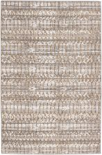 "Karastan Rugs Cosmopolitan Flirt Brushed Gold by Patina Vie Antique White 9'6″ x 12'11"" 9121920047114155PK"