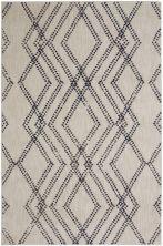 "Karastan Rugs Cosmopolitan French Affair Ink Blue by Patina Vie Antique White 9'6″ x 12'11"" 9122050139114155PK"