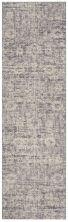 "Karastan Rugs Cosmopolitan Camberwell Dove 2'4″ x 7'10"" Runner 9169070042028094IP"