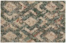 Karastan Rugs Cosmopolitan Ponson Emerald Antique White 2'0″ x 3'0″ Scatter 9169260138024036IP
