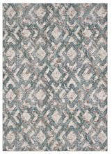 Karastan Rugs Cosmopolitan Ponson Emerald Antique White 8'0″ x 11'0″ 9169260138096132IP