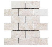 Mohawk Senato Wall Porcelain Blanc T813-SE96-4×2-MosaicField-Porcelain