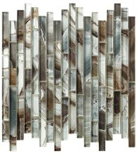 Mohawk Crystal Coves Stone Midnight Oyster T816-CC97-12×12-MosaicFieldAccentTile-Stone