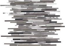 Mohawk Arbor Metals Titanium T818-AM06-12×12-MosaicBorder-Metal