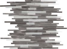 Mohawk Arbor Metals Nickel T818-AM07-12×12-MosaicBorder-Metal