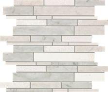 Mohawk Chateau Elegant Stone Bianco Carrara T843-CE40-11.8125×14-MosaicFieldAccentTile-Stone