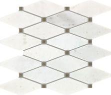 Mohawk Chateau Elegant Stone Santorini White T843-CE39-10.92×8.12-MosaicFieldAccentTile-Stone